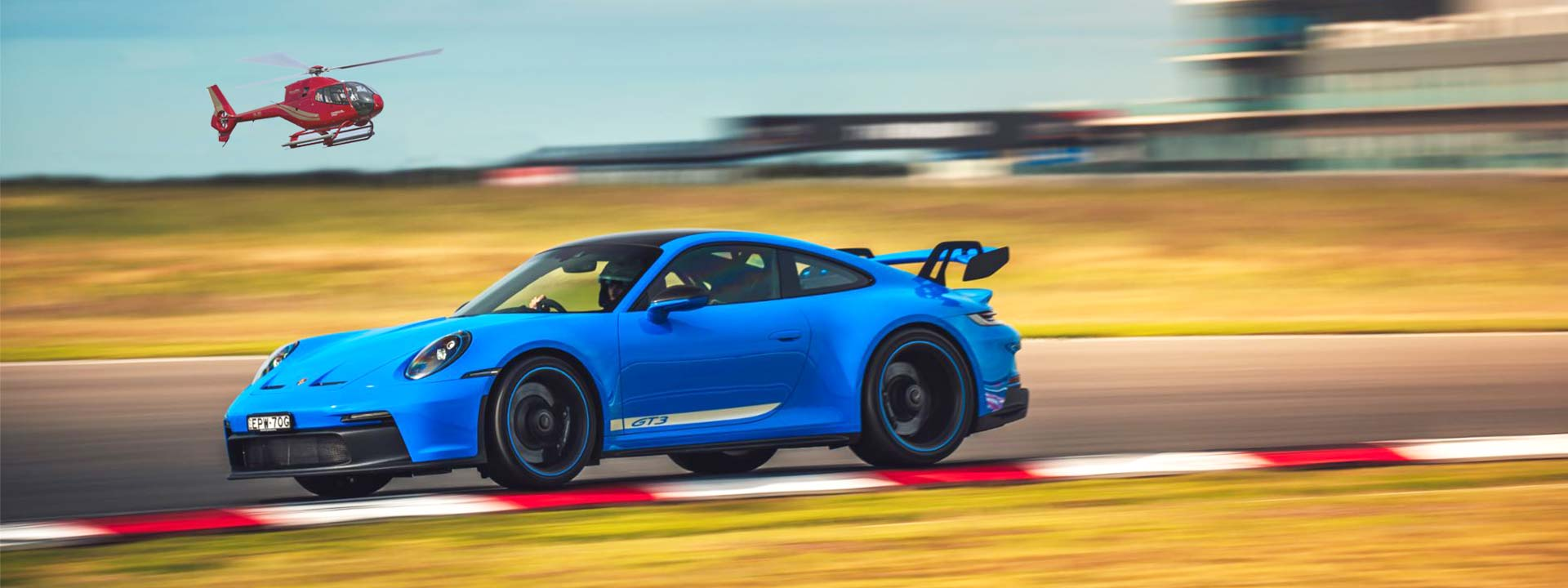 Porsche High Flier Grand Prix Experience